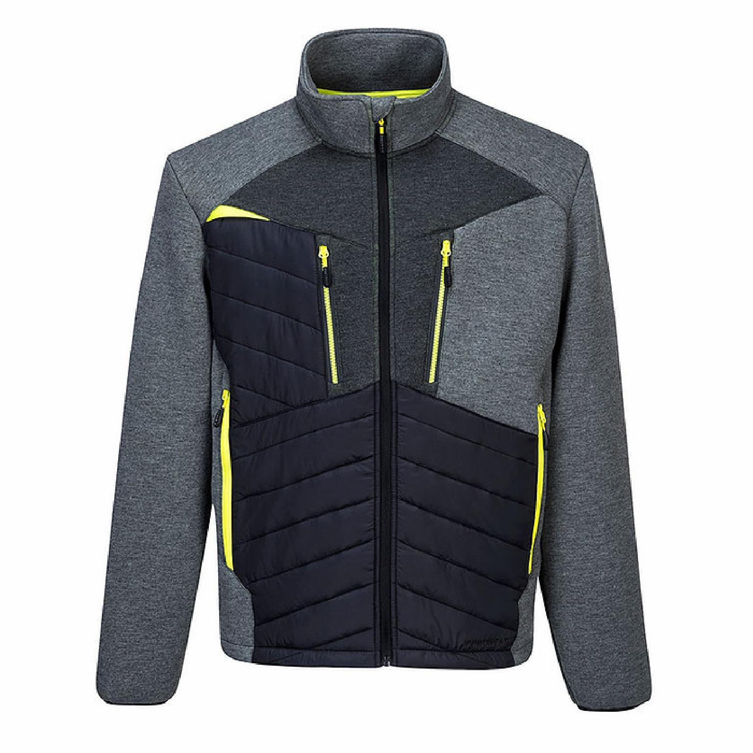 Redrok Workwear Centre Plymouth - DX4 Baffle Jacket - Grey