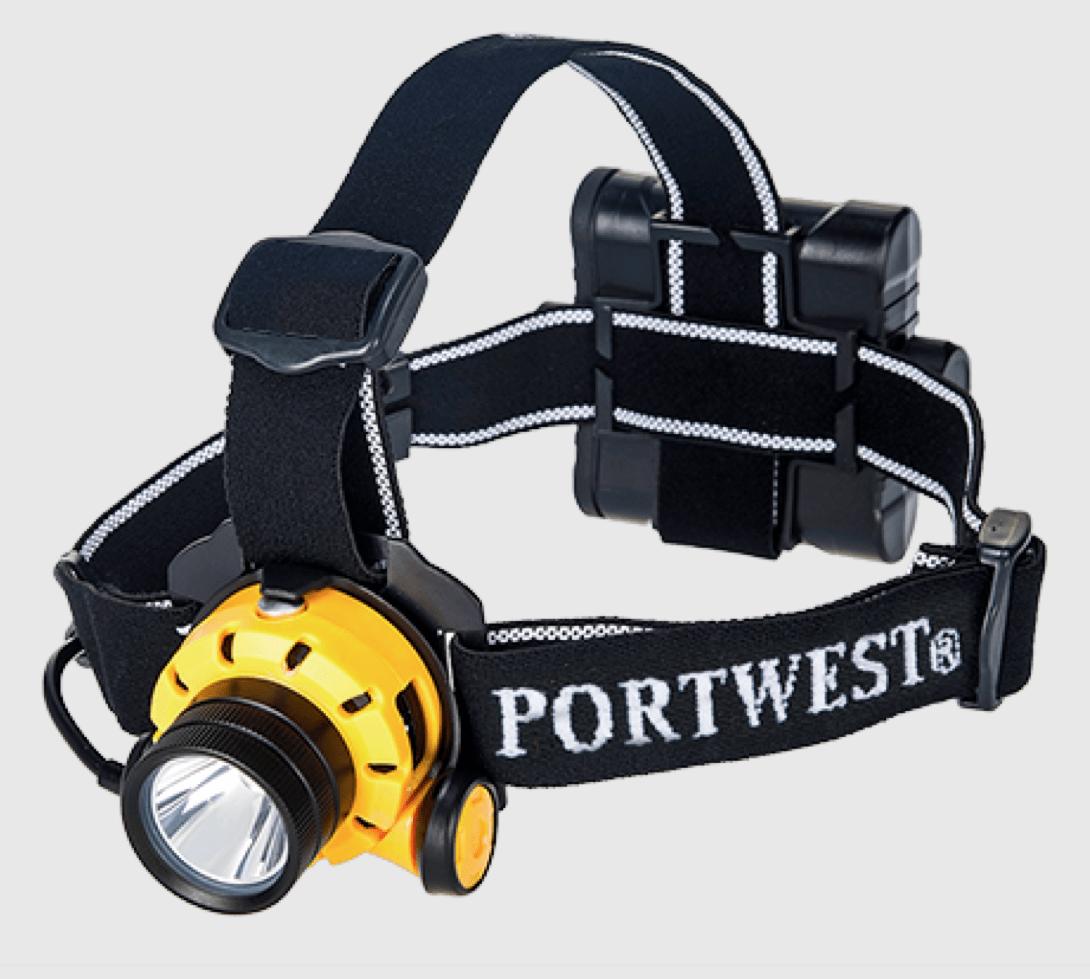 PA64 - Ultra Power Head Light Yellow/Black